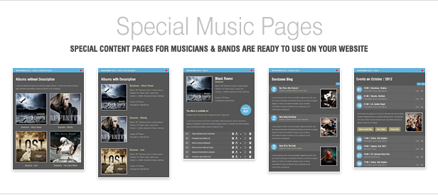how to add background music in wordpress website